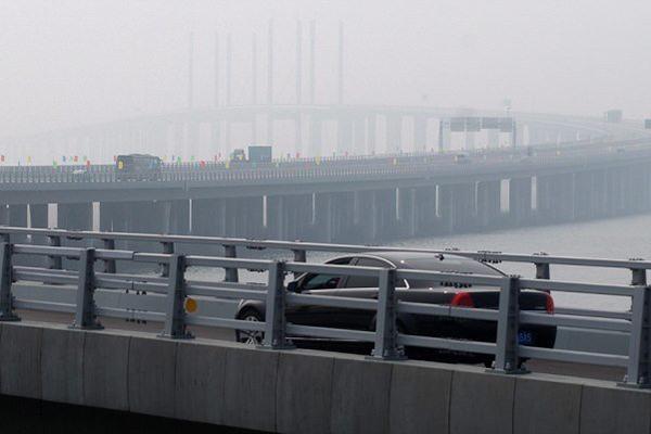 فاز اول پروژه پل سوم بشار یاسوج به بهره برداری می رسد