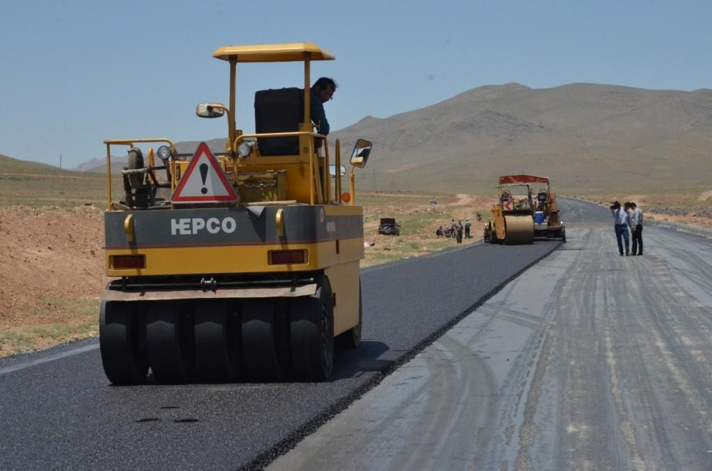 اعتبار ۶۰ میلیارد تومانی برای بهره برداری از ۱۳ پروژه راهداری کرمان