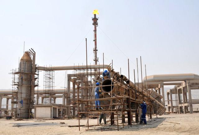 آغاز عملیات تعمیرات مشعل هیدروکربنی پالایشگاه نفت بندرعباس