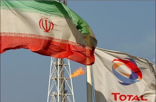 تضمین امنیت سرمایه گذاری در ایران، پیام توتال به جهان