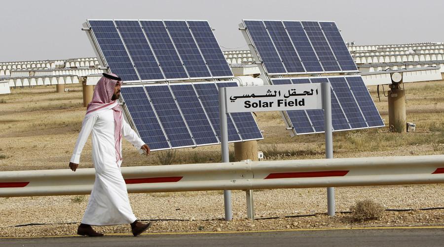 درآمدزایی جدید عربستانیها با انرژیهای تجدیدپذیر