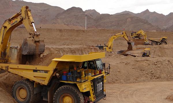 افتتاح فاز اول پروژه سرب و روی مهدی آباد در ابتدای سال ۹۸