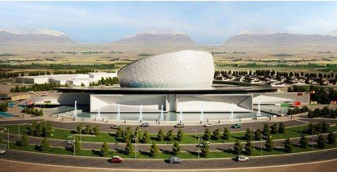 مرکز همایش های بین المللی تا پایان سال آینده تکمیل می شود