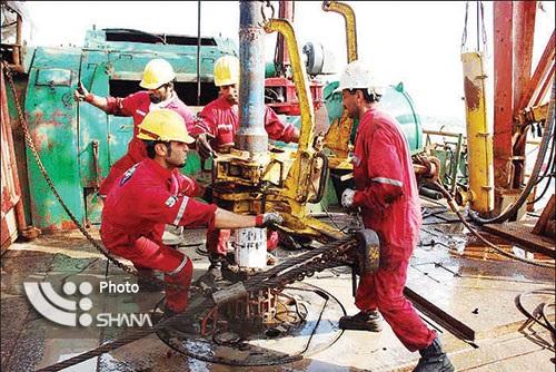 شرکت ملی حفاری ۹۰ حلقه چاه نفت و گاز حفر و تکمیل کردت