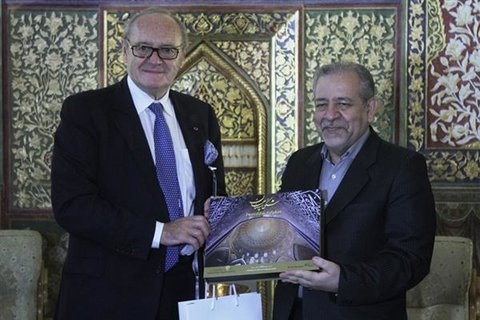 ۱۲۷ پروژه ۱۰ میلیارد یورویی در اصفهان آماده واگذاری به سرمایهگذاران است