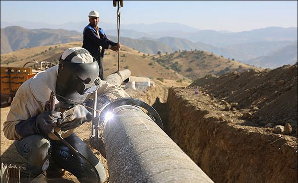 تکمیل پروژه های گازرسانی به همه نقاط کشور پایان برنامه ششم توسعه