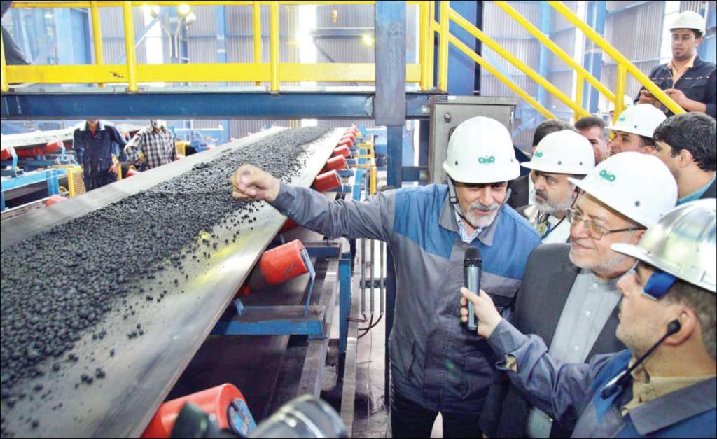 افتتاح بزرگترین گندلهسازی شرق کشور