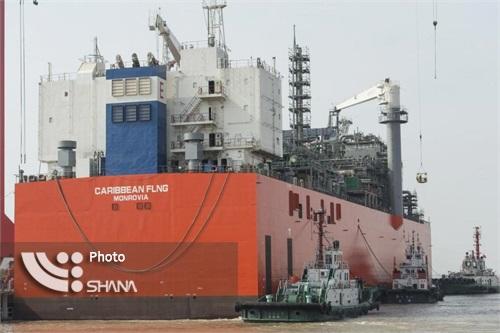 نخستین قرارداد فروش گاز برای تولید LNG امضا شد