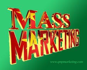 بازاریابی انبوه - مارکتینگ