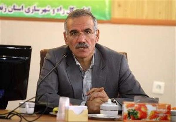 پیشرفت ۵۰ درصدی پروژه دو خطه راه آهن زنجان ـ تهران