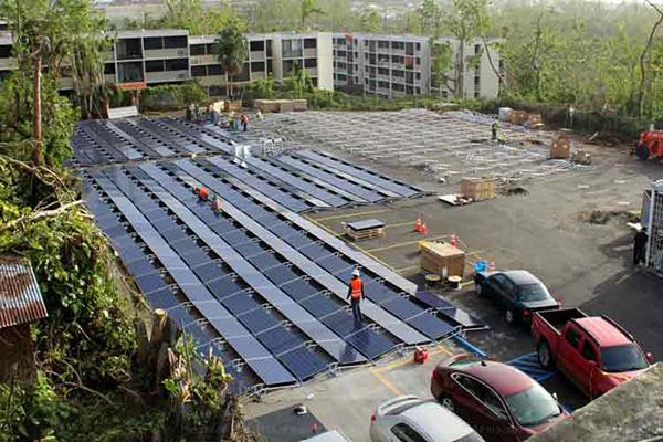 تسلا با راهاندازی ۶ پروژه، شبکه برق پورتوریکو را احیا خواهد کرد