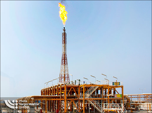 طرح پایتخت انرژی پاک در منطقه پارس جنوبی کلید خورد