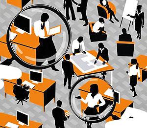 مدیران بزرگ چگونه به شکل اخلاقی اقدام به تعدیل کارمندان خود می کنند؟