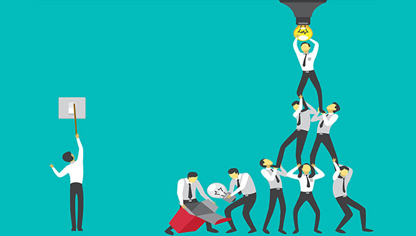روش های مدیریتی در شرکت های برتر برای جلوگیری از کارهای احمقانه