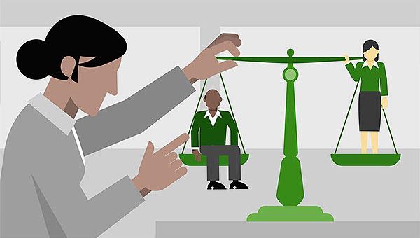 ارزیابی رفتار کارمندان توسط مدیران