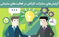 ۱۳ نمونه از گرایش های مشارکت کارکنان در فعالیت های سازمانی در سال ۲۰۲۰